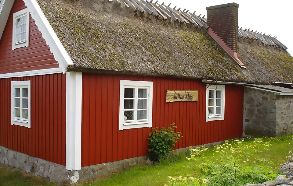 Jullas hus