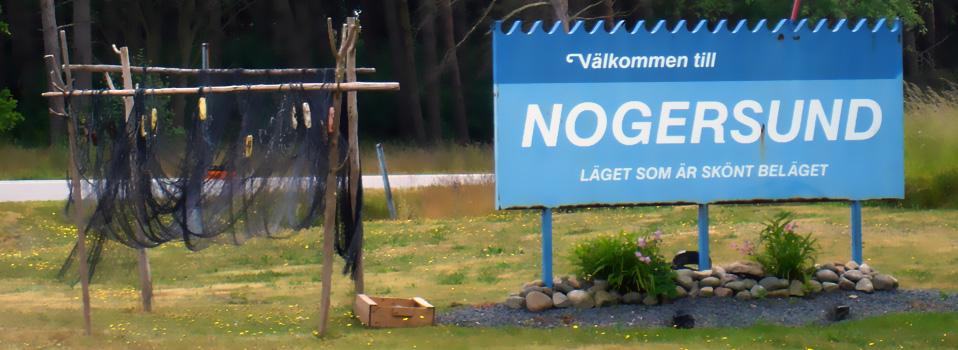 Välkommen till Nogersund