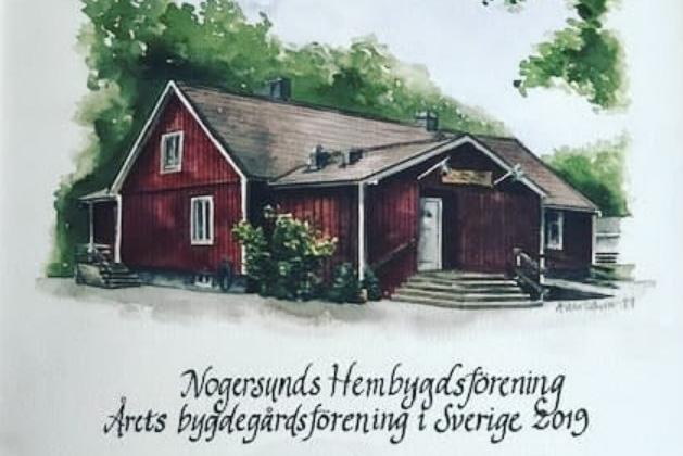 Årets hembygdsgård 2019